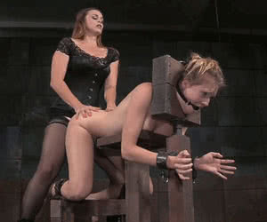 Category: lesbian bdsm animated GIFs
