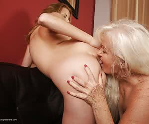 Category: old and young lesbians
