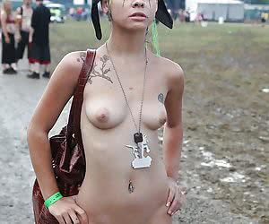 Category: public nudity porn