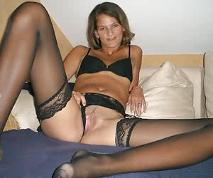 Amateurs In Lingerie