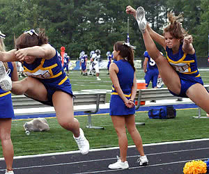 Category: cheerleaders