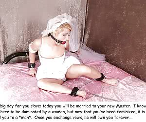 Feminization Captions
