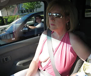 Category: nude in car