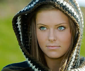 Category: sexy female eyes