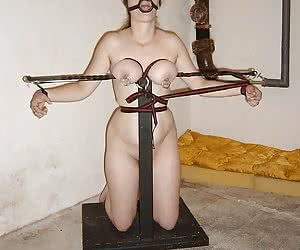Tied Up Bdsm