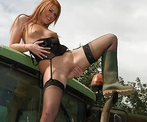 Related gallery: tractors-and-girls (click to enlarge)