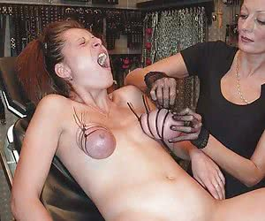 Category: tits torture
